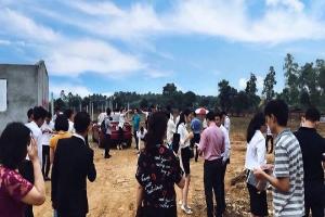 (Quốc Oai) Hà Nội: Ồ ạt đón sóng đầu tư mới