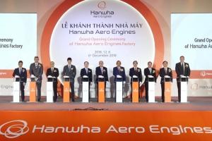 Hàn Quốc: Tập đoàn Hanwha công bố kế hoạch đầu tư quy mô lớn