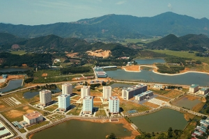 Tiềm năng thị trường BĐS siêu đô thị vệ tinh Hòa Lạc 17.000 ha lớn nhất Hà Nội
